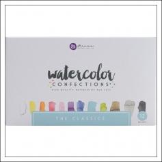 Prima Marketing Watercolor Confections Pans The Classics