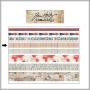 Idea-ology Advantus Design Tape Roll Postal by Tim Holtz