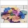 Prima Marketing E-Line Paper Flowers Bermuda Mixed Vintage