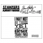 Stampers Anonymous Mini Motivation Cling Stamp by Tim Holtz Collection