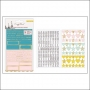 Crate Paper Clear Stickers Gold Foil Carousel Collection by Maggie Holmes