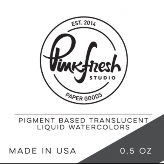 Pinkfresh Studio Watercolor Licorice
