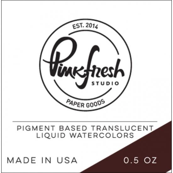 Pinkfresh Studio Watercolor Espresso