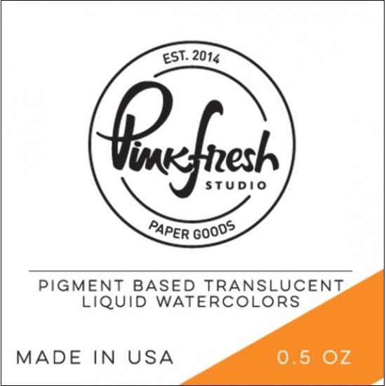 Pinkfresh Studio Watercolor Clementine