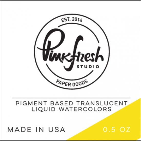 Pinkfresh Studio Watercolor Sunshine