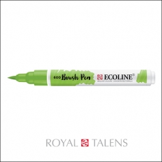 Royal Talens Ecoline Brush Pen Green 600