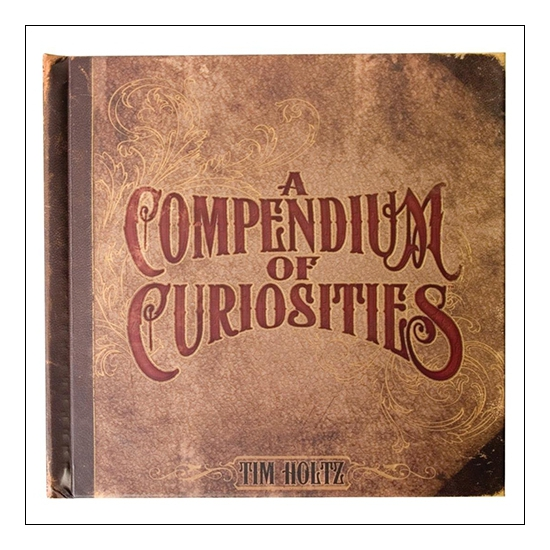 Tim Holtz Idea-ology Book A Compendium of Curiosities